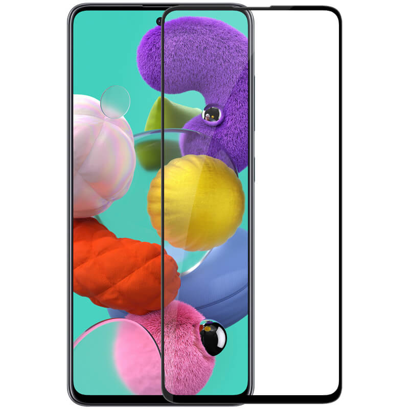 Защитное стекло Nillkin (CP+ max 3D) для Samsung Galaxy A51