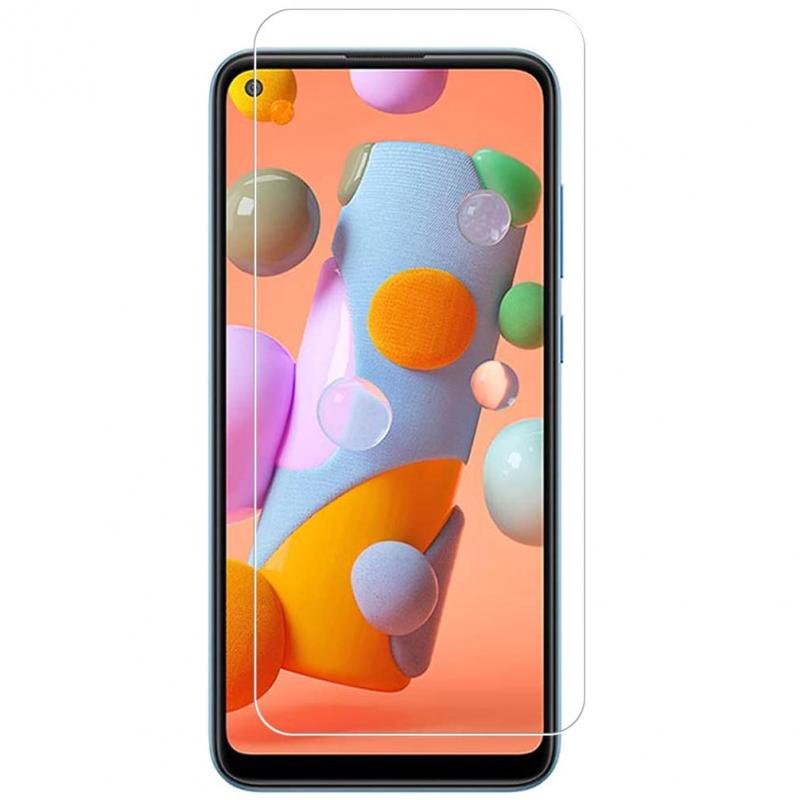 Защитная пленка SKLO 2.5D Nano (тех.пак) для Samsung Galaxy A11 / M11