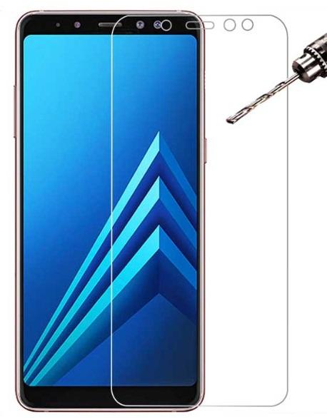 Защитное стекло Ultra 0.33mm для Samsung A530 Galaxy A8 (2018) (карт. упак)