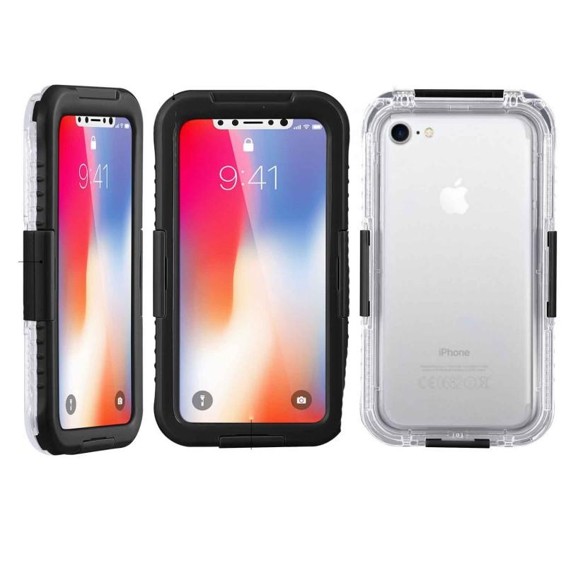 "Водонепроницаемый противоударный чехол Dirt and Sand Protect для Apple iPhone 6 / 6s / 7 / 8 (4.7"")"