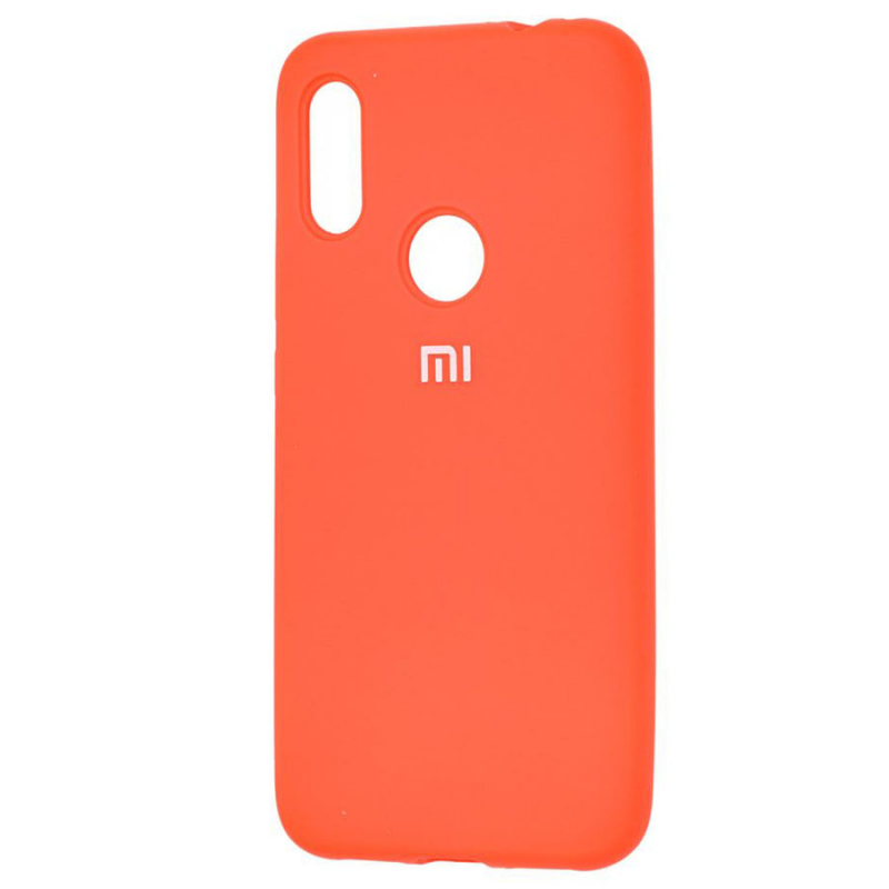 Чехол Silicone Case Full Protective для Xiaomi Redmi Note 7 / Note 7 Pro / Note 7s