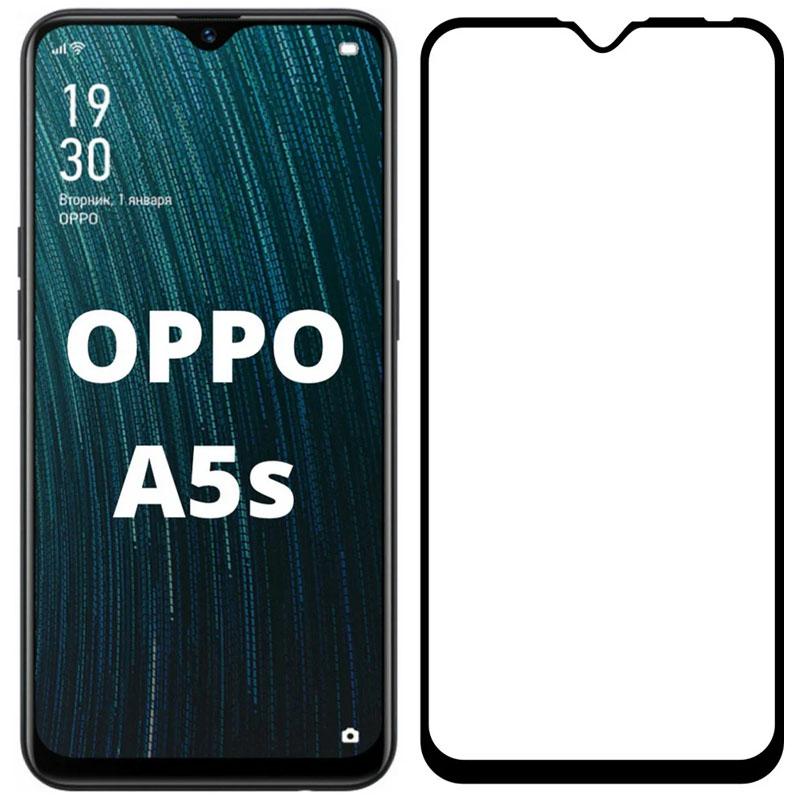 Гибкое ультратонкое стекло Mocoson Nano Glass для Oppo A5s / Oppo A12