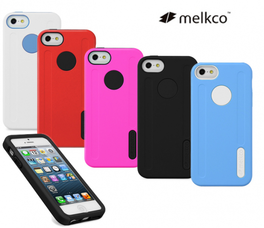 TPU чехол Melkco Kubalt для Apple iPhone 5/5S