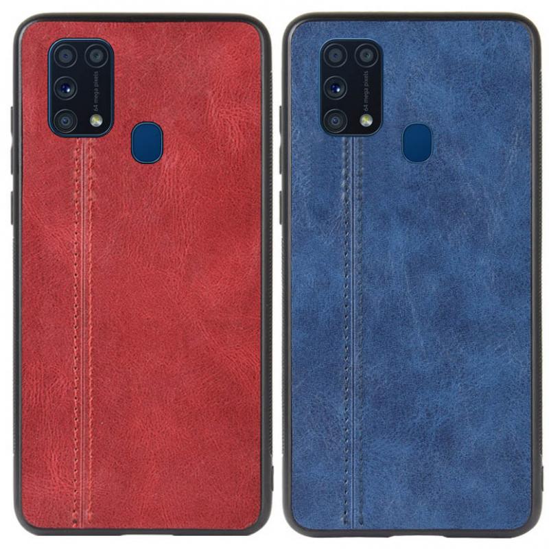 Кожаный чехол Line для Samsung Galaxy M31