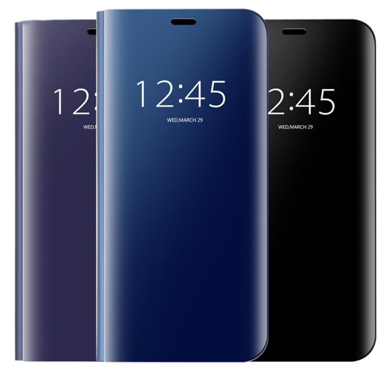 Чехол-книжка Clear View Standing Cover для Samsung Galaxy A6 Plus (2018)