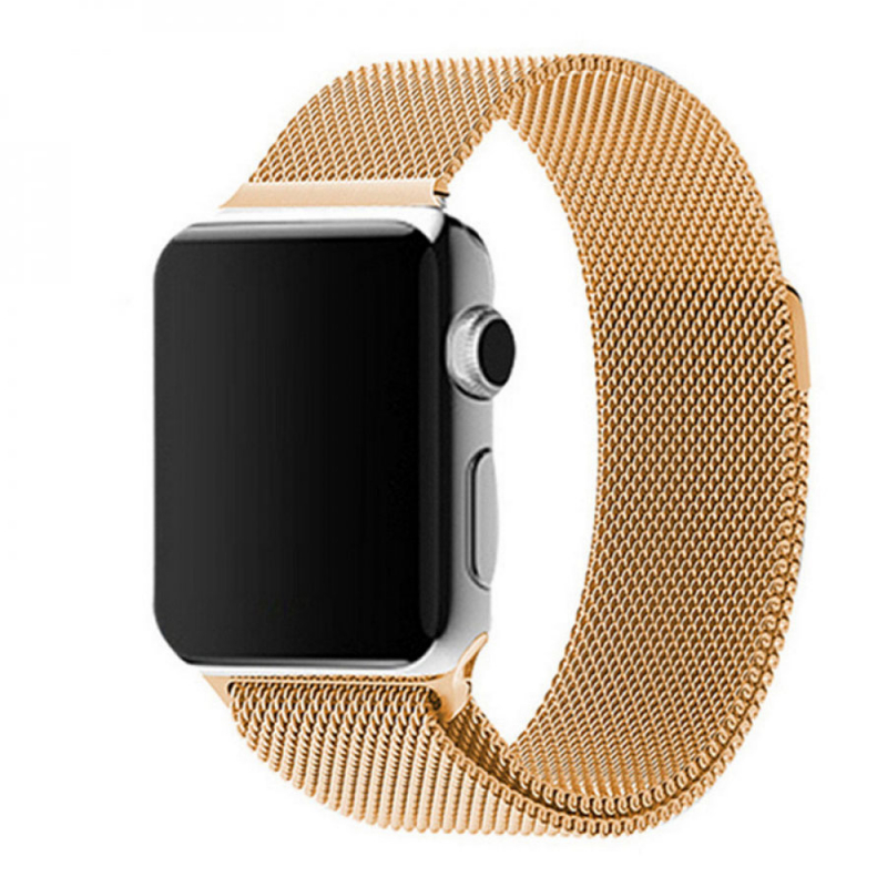 Ремешок Milanese Loop Design для Apple watch 38mm / 40mm