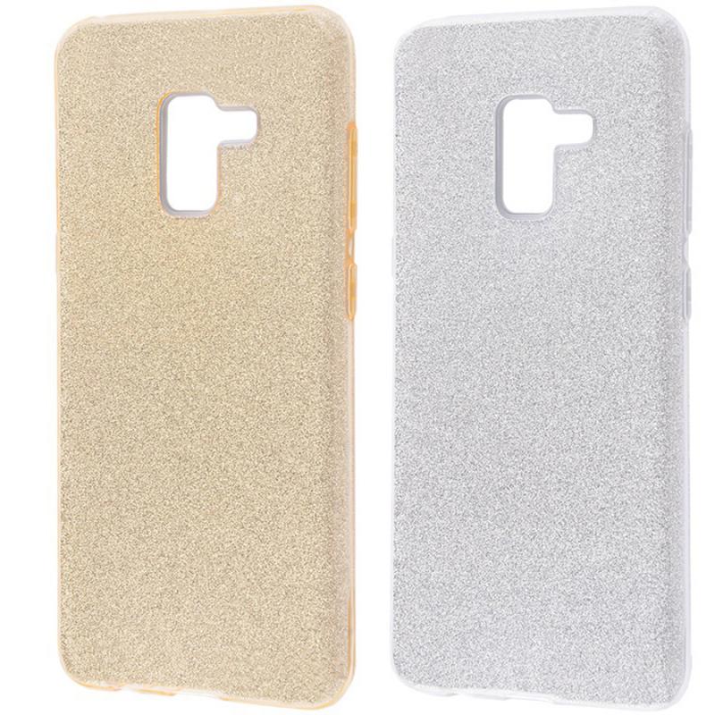 TPU чехол Shine для Samsung A730 Galaxy A8+ (2018)