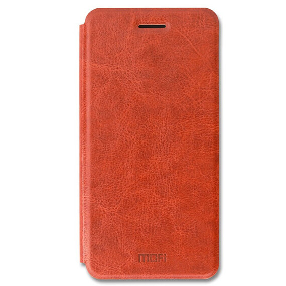 Кожаный чехол (книжка) MOFI Rui Series для Meizu M6 Note