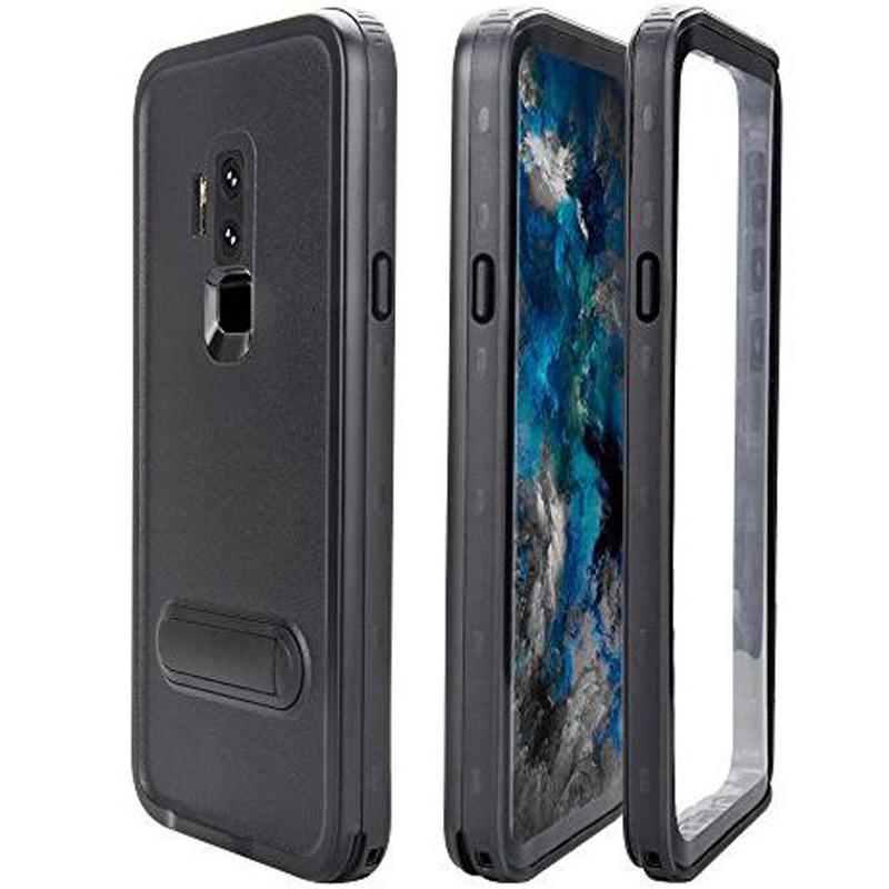 Водонепроницаемый чехол Shellbox с подставкой для Samsung Galaxy S9+