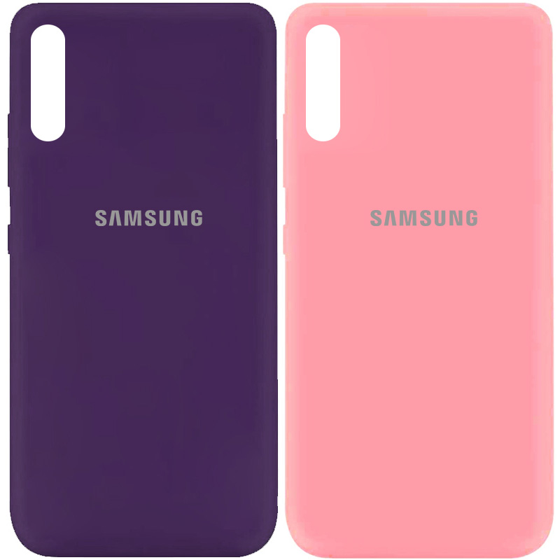 Чехол Silicone Cover My Color Full Protective (A) для Samsung Galaxy A50 (A505F) / A50s / A30s