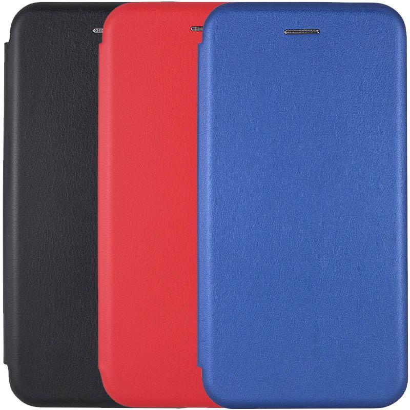 Кожаный чехол (книжка) Classy для Realme 5 / Realme 6i