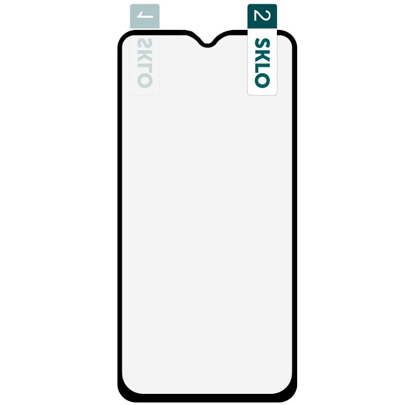 Полимерная пленка SKLO (full glue) (тех. пак) для Xiaomi Mi Note 10 / Note 10 Pro / Mi Note 10 Lite