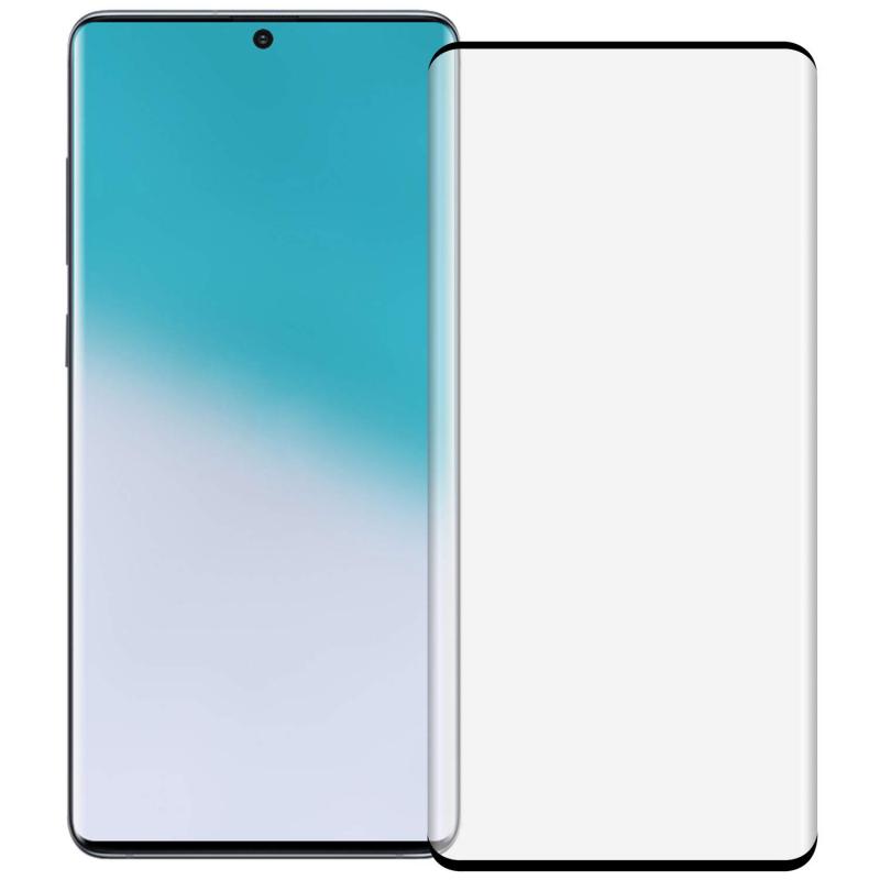 Защитное цветное 3D стекло Mocoson (full glue) для Samsung Galaxy S20 Ultra