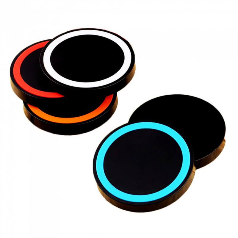 Беспроводное зарядное устройство Round 1A