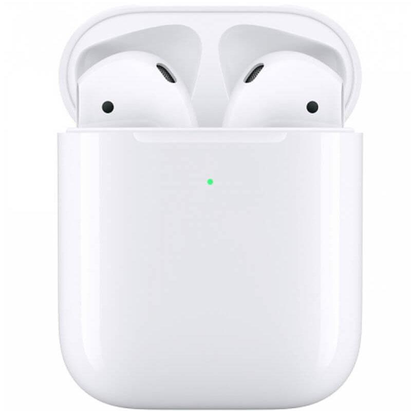 Беспроводные Bluetooth наушники Apple AirPods 2 A+ (sensor)