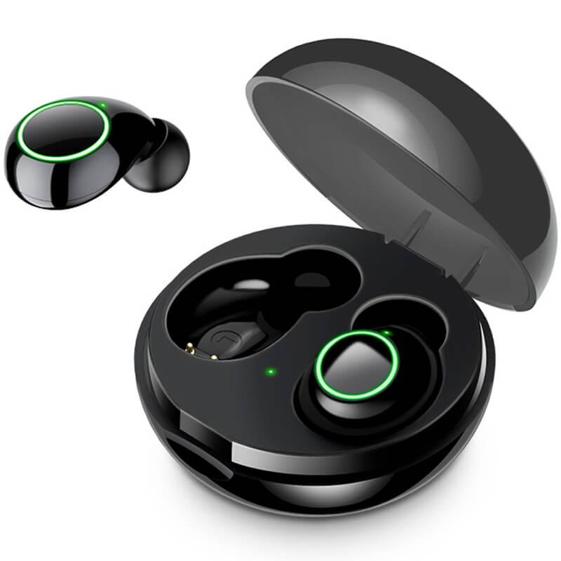 Беспроводные Bluetooth наушники USAMS-LI (сенсорная кнопка)