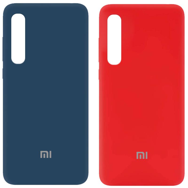Чехол Silicone Cover My Color Full Protective (A) для Xiaomi Mi CC9 / Mi 9 Lite