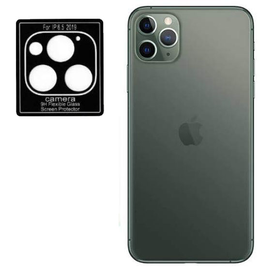 """Гибкое ультратонкое стекло Epic на камеру для Apple iPhone 11 Pro Max (6.5"""") / 11 Pro (5.8"""")"""