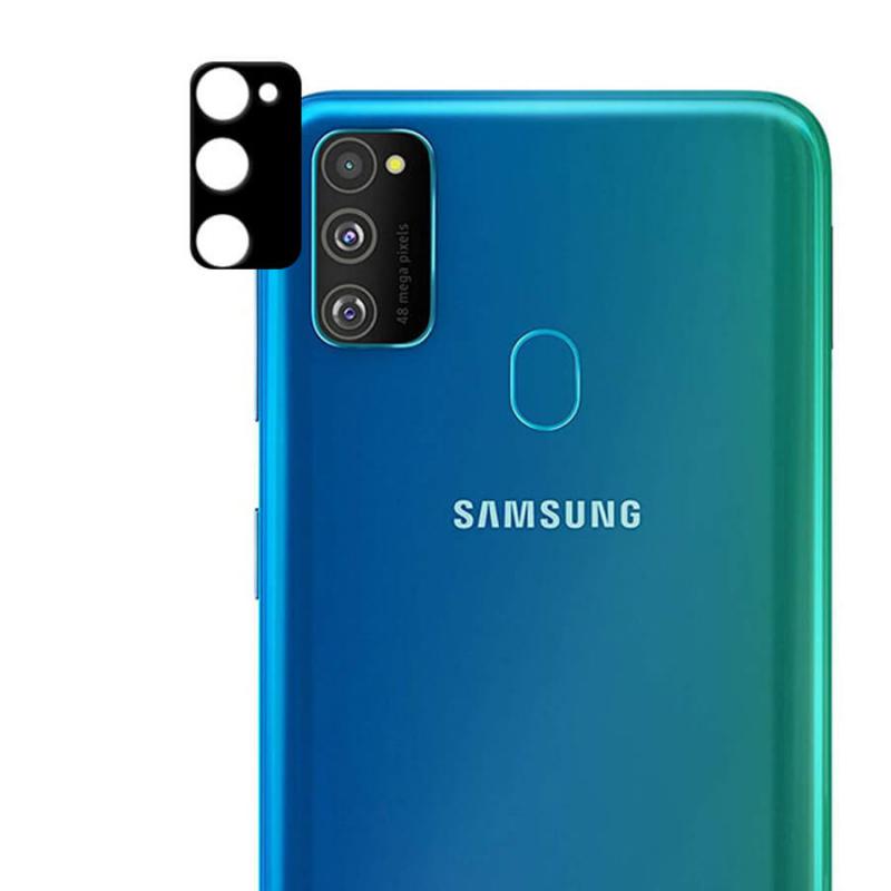 Гибкое ультратонкое стекло Epic на камеру для Samsung Galaxy M30s
