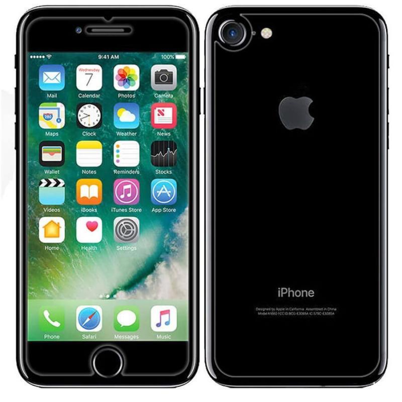 """Бронированная полиуретановая пленка (на обе стороны) для Apple iPhone 7 (4.7"""")"""