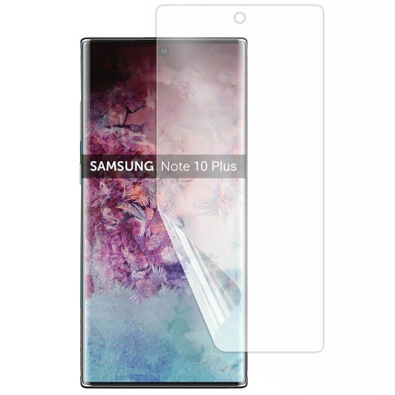 Гидрогелевая пленка XP-Thik Flexible для Samsung Galaxy Note 10 Plus