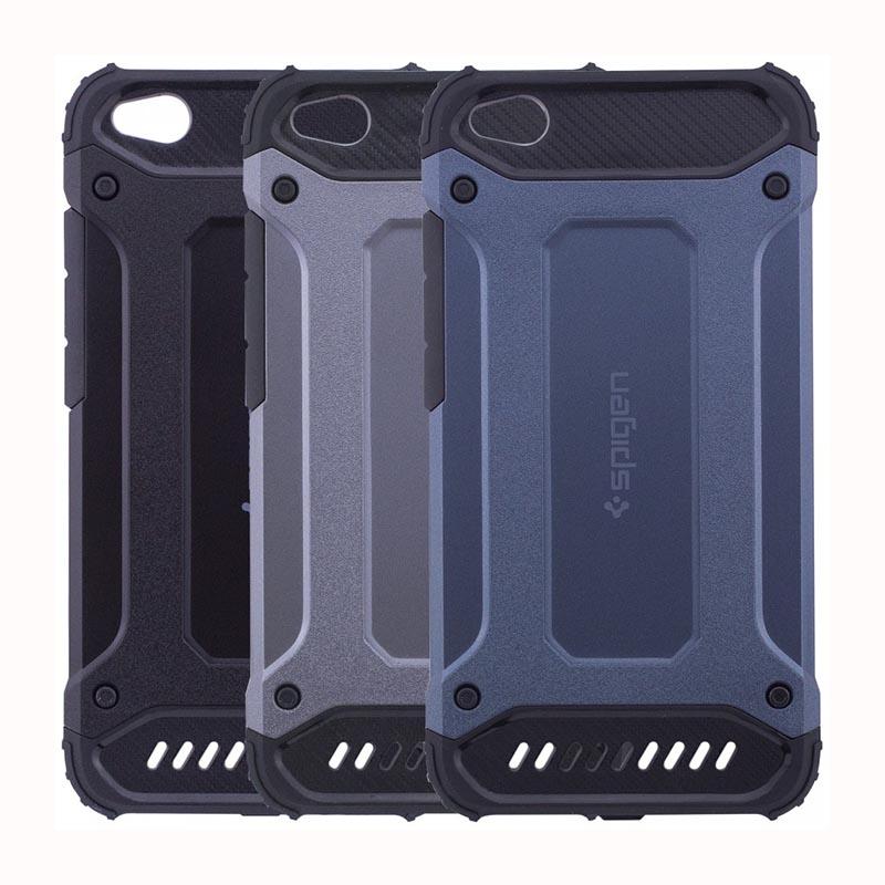 Бронированный противоударный TPU+PC чехол SPIGEN (HC) для Xiaomi Redmi 5A