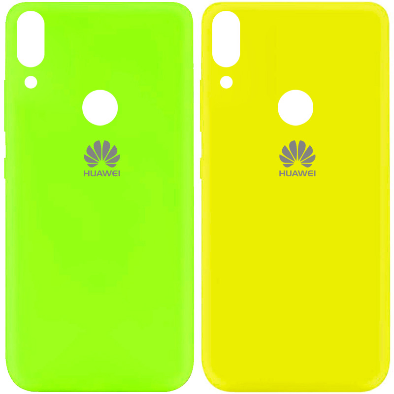 Чехол Silicone Cover My Color Full Protective (A) для Huawei P Smart+ (nova 3i)