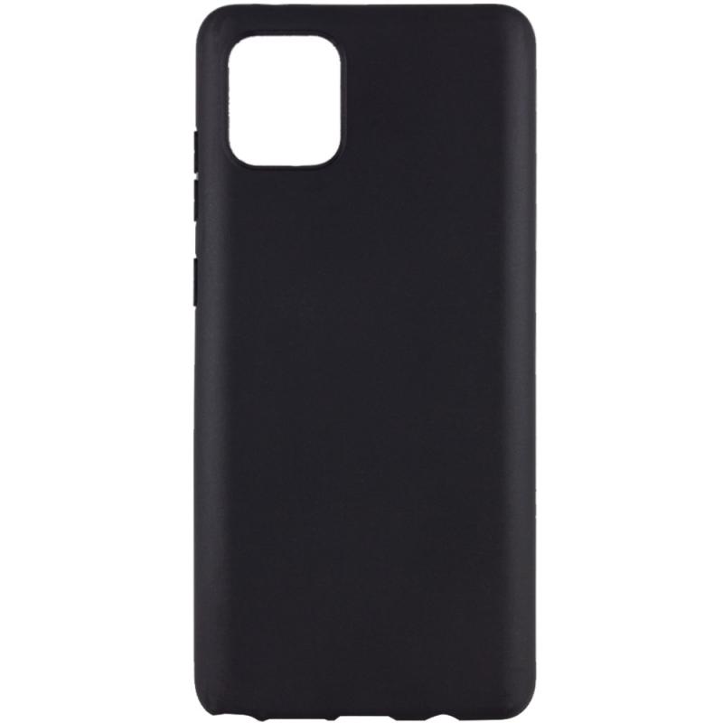 Чехол TPU Epik Black для Samsung Galaxy Note 10 Lite (A81)