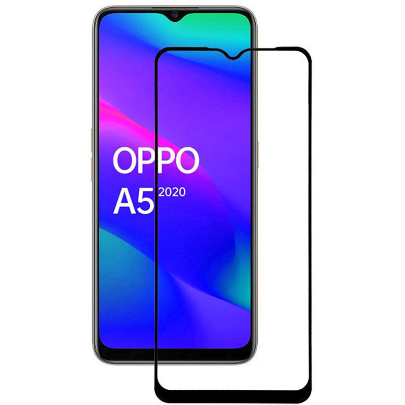 Гибкое ультратонкое стекло Caisles для Oppo A5 (2020) / Oppo A9 (2020)