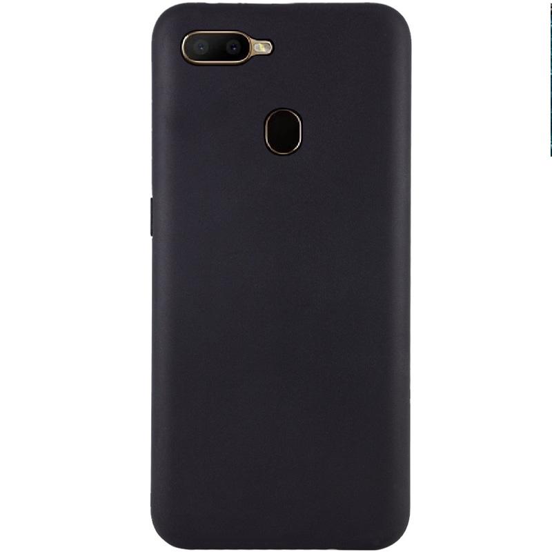 Чехол TPU Epik Black для Oppo A5s / Oppo A12