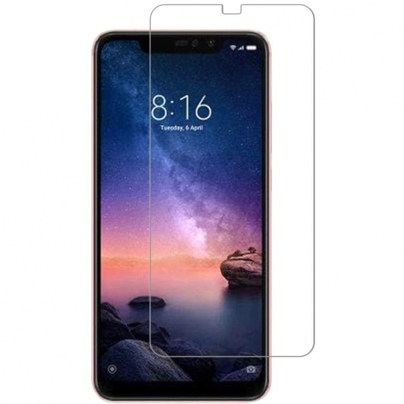 Защитная пленка 2.5D Nano для Xiaomi Redmi Note 6 Pro