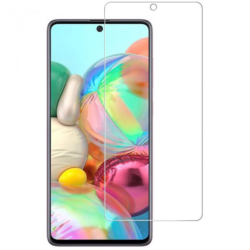 Защитная пленка 2.5D Nano для Samsung Galaxy A71 / Note 10 Lite / S10 Lite / M51