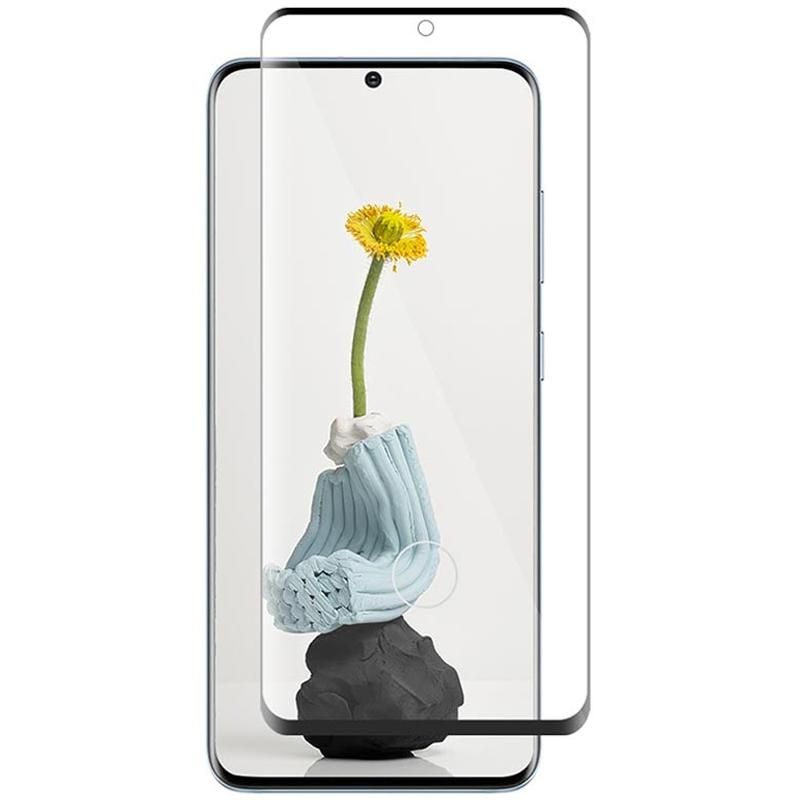 Защитное цветное 3D стекло Mocoson (full glue) для Samsung Galaxy S20