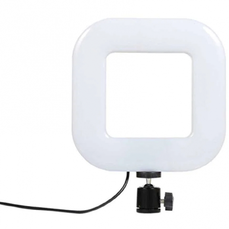 LED подсветка с держателем для смартфона D21 (20 см)