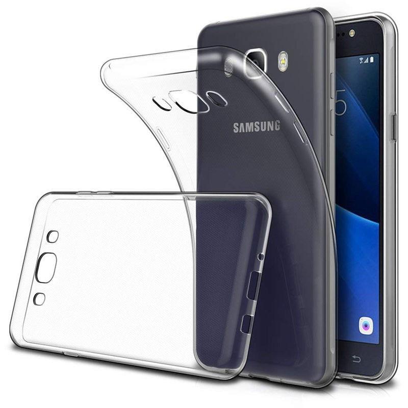 TPU чехол Epic Transparent 1,0mm для Samsung J510F Galaxy J5 (2016)
