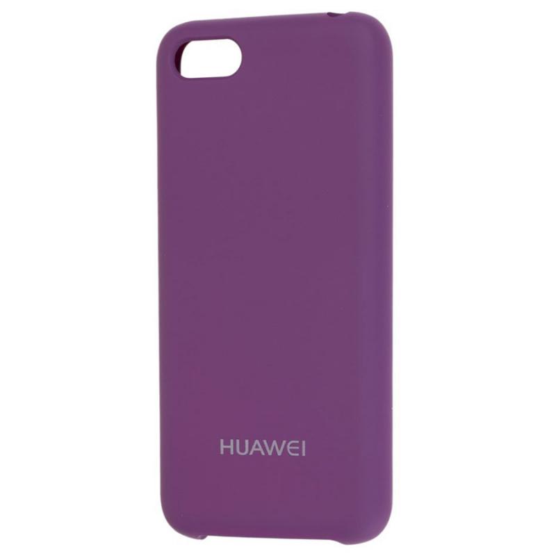 Чехол Silicone case для Huawei Y5 (2018) / Y5 Prime (2018)