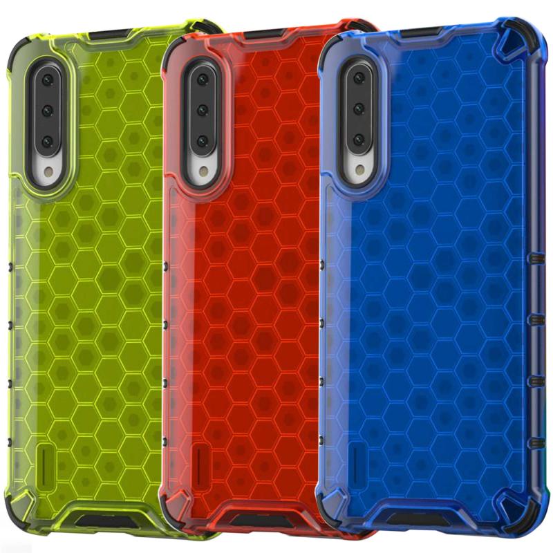 Ударопрочный чехол Honeycomb для Xiaomi Mi CC9 / Mi 9 Lite