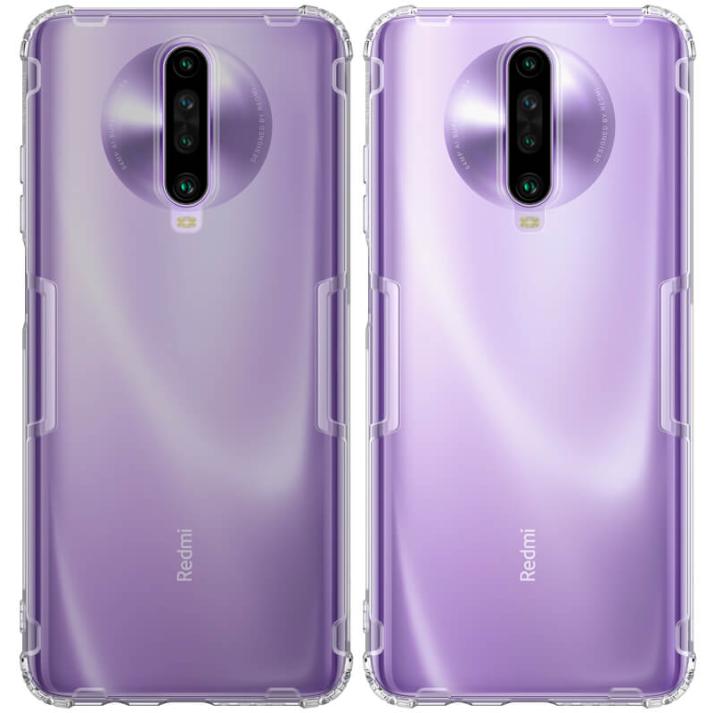 TPU чехол Nillkin Nature Series для Xiaomi Redmi K30 / Poco X2