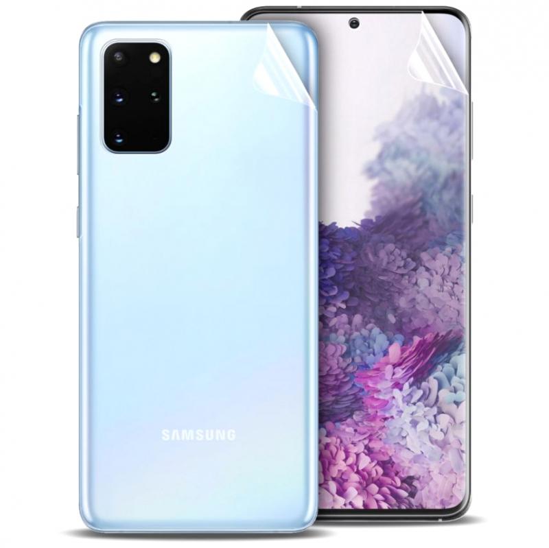 Защитная нано-пленка ITOP (на обе стороны) для Samsung Galaxy S20