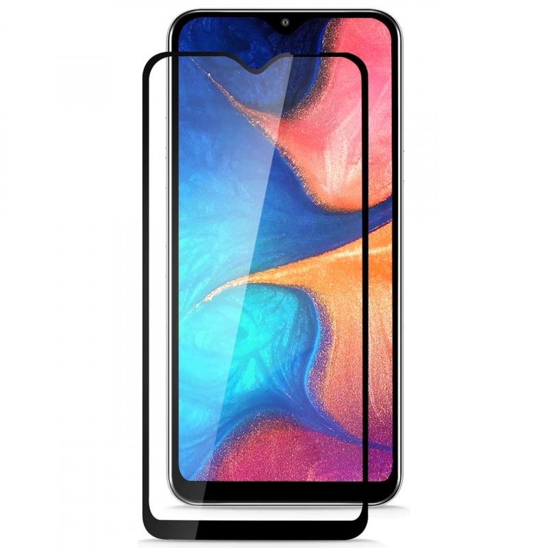 Защитное стекло Inavi Premium для Samsung Galaxy A20 / A30 / A30s / A50/A50s/M30 /M30s/M31/M21