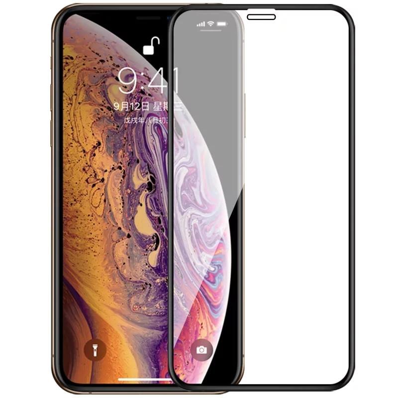 """Защитное стекло King Fire 6D для Apple iPhone XR / 11 (6.1"""") (тех.пак)"""