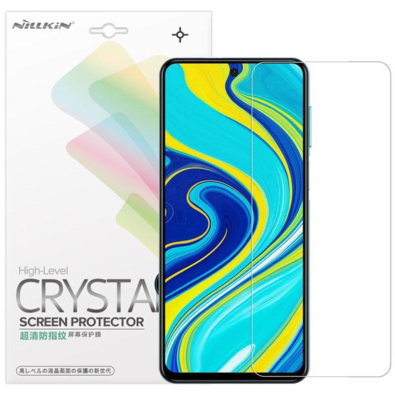 Защитная пленка Nillkin Crystal для Xiaomi Redmi Note 9s / Note 9 Pro / Note 9 Pro Max