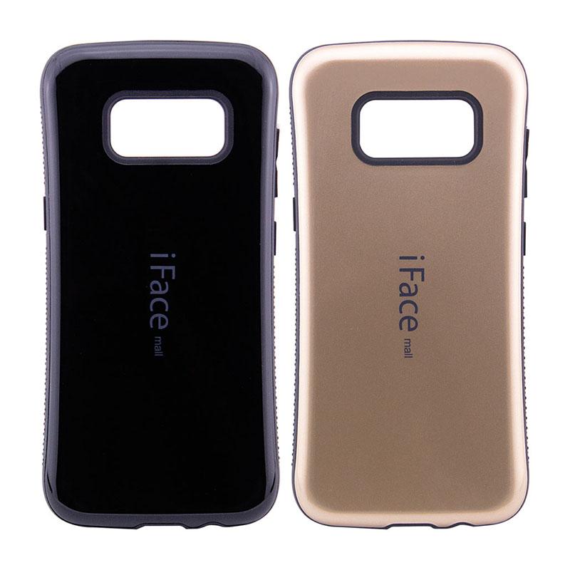 TPU+PC чехол iFace устойчивый к царапинам глянец для Samsung G955 Galaxy S8 Plus