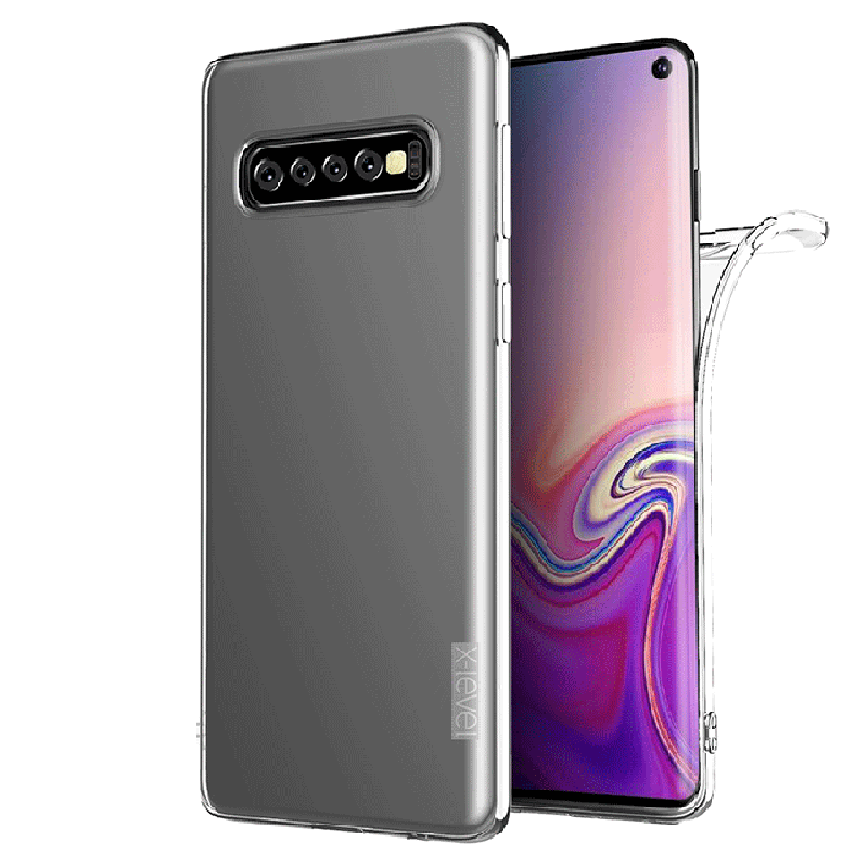 TPU чехол X-Level Anti-Slip series для Samsung Galaxy S10