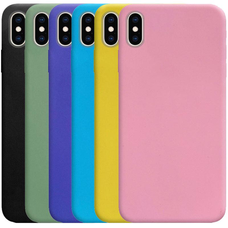 """Силиконовый чехол Candy для Apple iPhone X / XS (5.8"""")"""