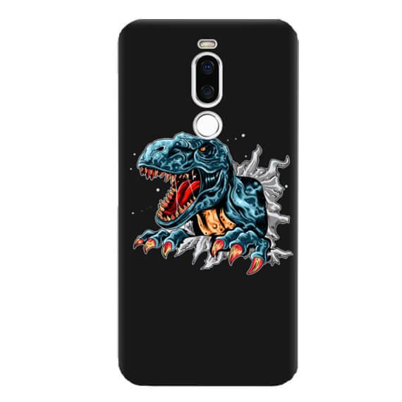 Чехол Angry Dinosaur для Meizu X8