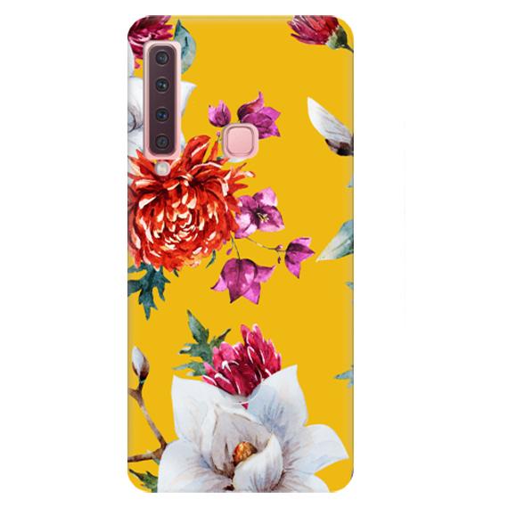 Чехол Flowers On The Sun для Samsung Galaxy A9 (2018)