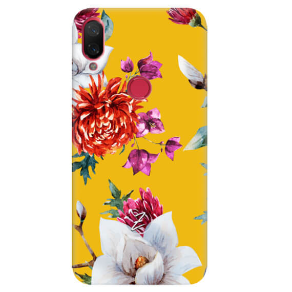 Чехол Flowers On The Sun для Xiaomi Mi Play