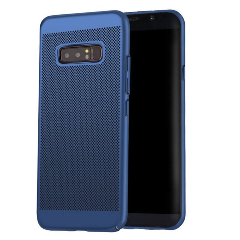 Ультратонкий дышащий чехол Grid case для Samsung Galaxy S10e