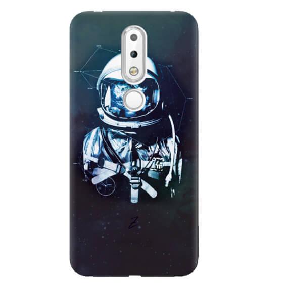 Чехол Hi From Space для Nokia 6.1 Plus (Nokia X6)